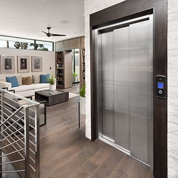 Home Elevator lift in home