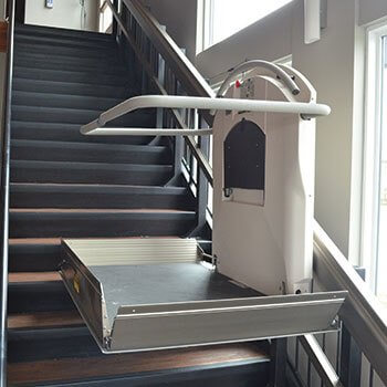 Xpress 2 wheelchair lift
