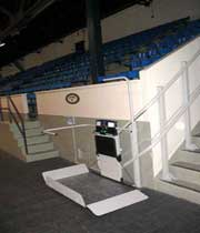 Hockey-Arena-BCAD Project, New Westminster BC, Canada - Thumb1