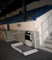 Hockey-Arena-BCAD Project, New Westminster BC, Canada - Thumb2