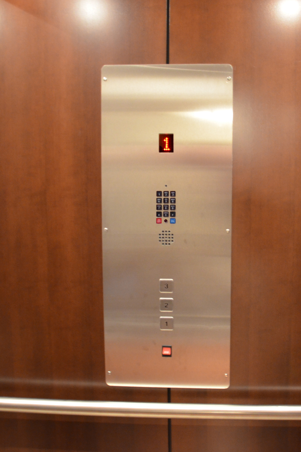 superb elevator options #2: Elvoron Hands Free Phone
