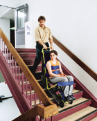 Evacu-Trac evacuation chair picture
