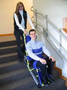 Evacuation Chair product shot