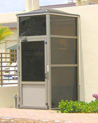Genesis Enclosure Model Vertical Platform Lift