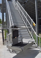 Wheelchair Lifts By Garaventa Lift Garaventa Lift